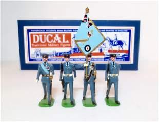 Ducal Royal Air Force Colour Party
