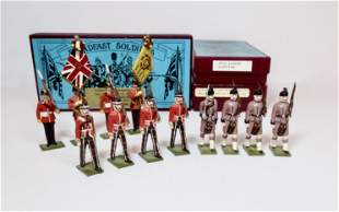 Steadfast British Regiments Selection