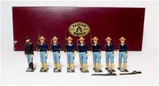 Bastion Models #B1 U.S. Marines