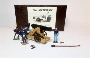 The Redoubt U.S. Coastal Artillery