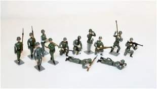 World War Two 48mm German Infantry