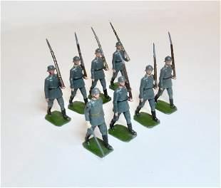 Britains #432 German Infantry