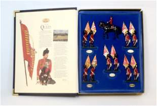 Britains Trooping The Colour Presentation Set