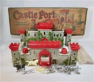 Marx Medieval Castle Fort