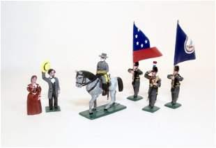 Martin Ritchie American Civil War Figures