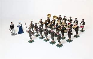 Martin Ritchie WWI U.S. Army Marching Band
