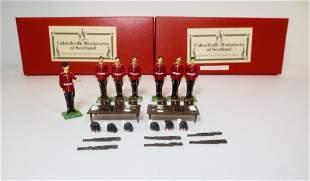 Caberfeidh Miniatures Kit Inspection Sets