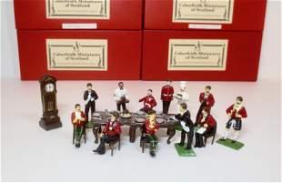 Caberfeidh Miniatures Dinner Party Sets