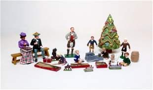 Dorset Christmas Figures