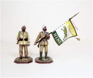 St. Petersburg WWII India Free Legion