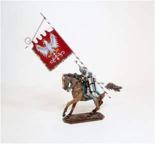 St. Petersburg Mounted Teutonic Knight