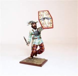 St. Petersburg Celtic Warrior In Battle