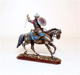 St. Petersburg Mounted Saracen Warrior