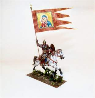 St. Petersburg Large Scale Mounted Knight