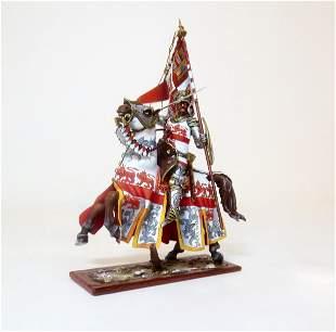 St. Petersburg Mounted Knight