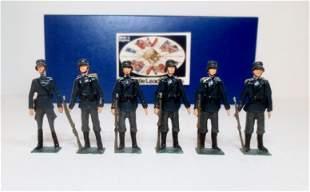 GB Little Lead Soldiers #TB4 WW2 German Infantry