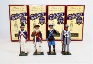 "Britains ""Bluecoats"" Selection"