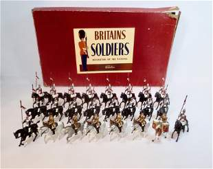 Britains #9405 Household Cavalry Musical Ride