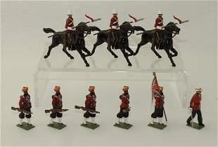 Britains Lot 15th Ludhiana Sikhs 16th Lancers