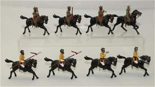 Britains Lot Queen's Guides Skinner's Horse