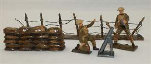Tommy Atkins Lot British Trench Mortar Team