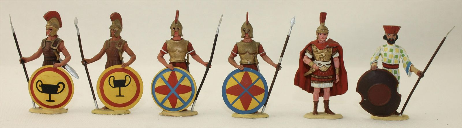 Tradition of London Lot Greeks Romans