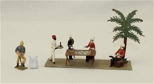 Potsdamer Zinnfiguren British Army General Staff