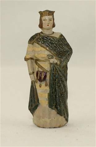 Vertunni King Louis IV (Saint Louis)