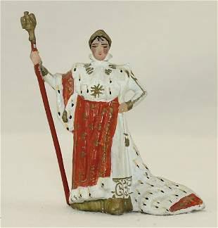 Vertunni Napoleon in Coronation Robe