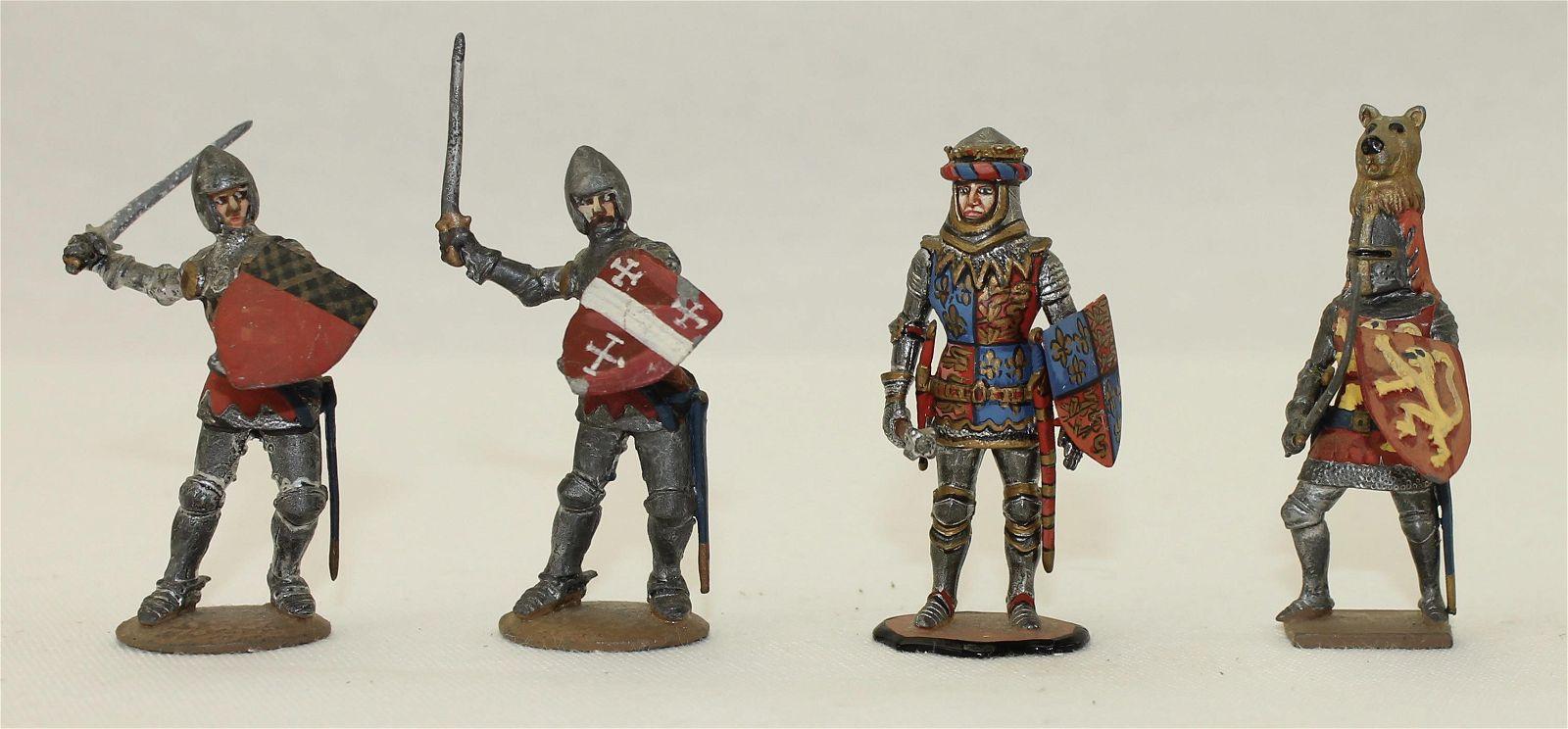 Tradition of London Lot King Henry V Knights