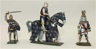 Lot King John II Stadden Earl of Salsbury