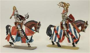 Stadden Lot Mounted Knights