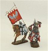 Grudsky Studio Lot Teutonic Knight Polish Noble