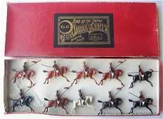 202 Britains Set  63 Indian Army 10th Bengal Lancers