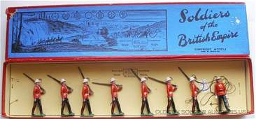 324 Britains Set  1633 Canadian Light Infantry
