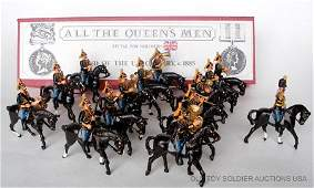 526 All the Queens Men 7th Cavalry Mounted Band
