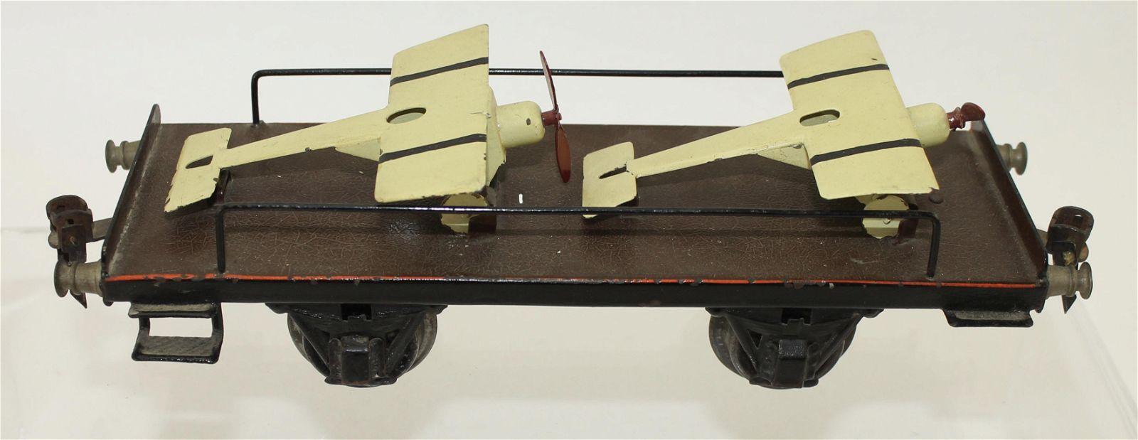 Marklin Gauge I Airplane Transport Wagon