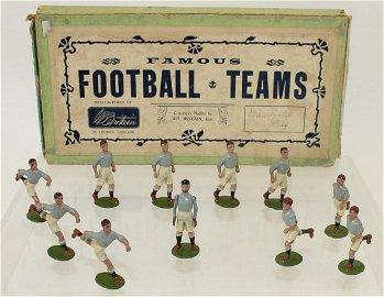 Britains Set  Football Team Manchester City