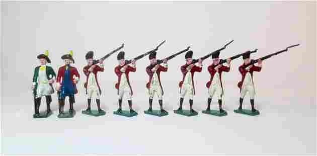 Jones American Revolution Figures