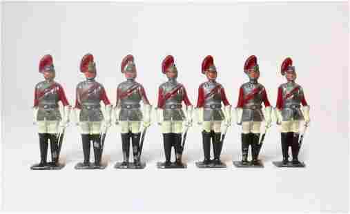 Crescent Dismounted British Guards