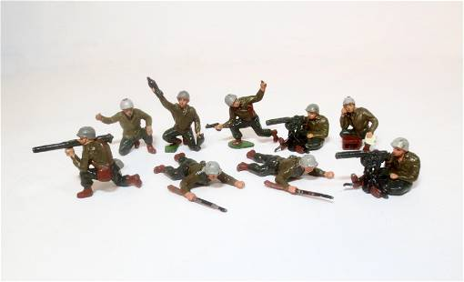 Timpo U.S. Army Series Figures