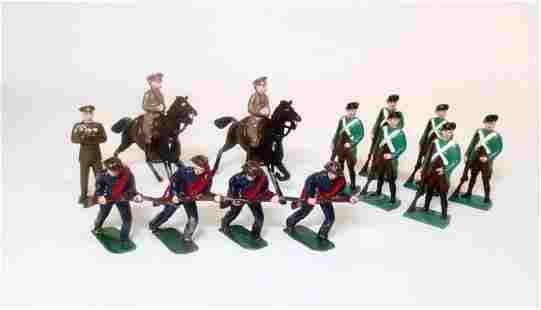 Jones Selection of United States Regiments