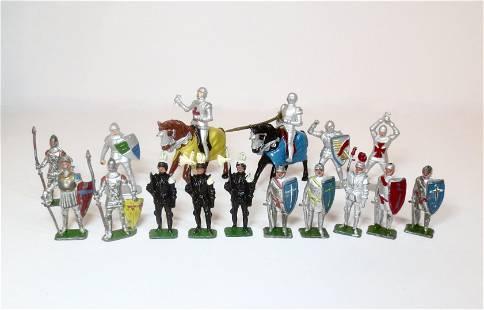 British Hollowcast Medieval Selection