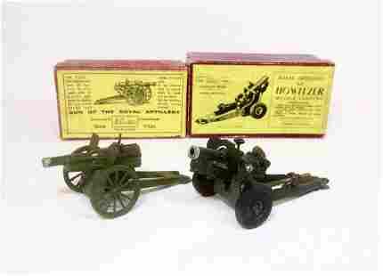 Britains Artillery Selection
