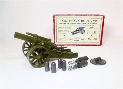 Britains #1266 18-in Heavy Howitzer