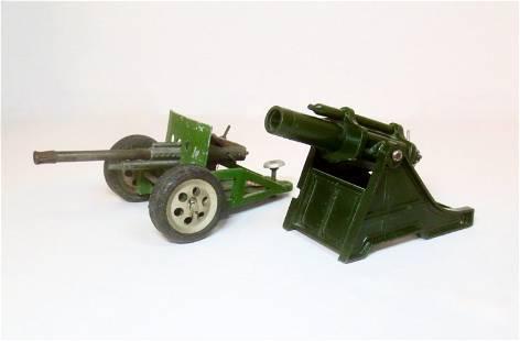 Astra & Britains Artillery Guns