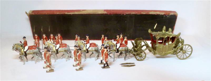 Britains #1470 State Coach Of England