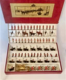 Britains #1477 Coronation Display Set