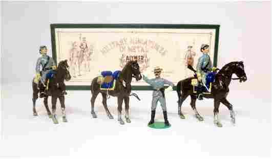 Alymer #AB23 Confederate Cavalry At A Halt