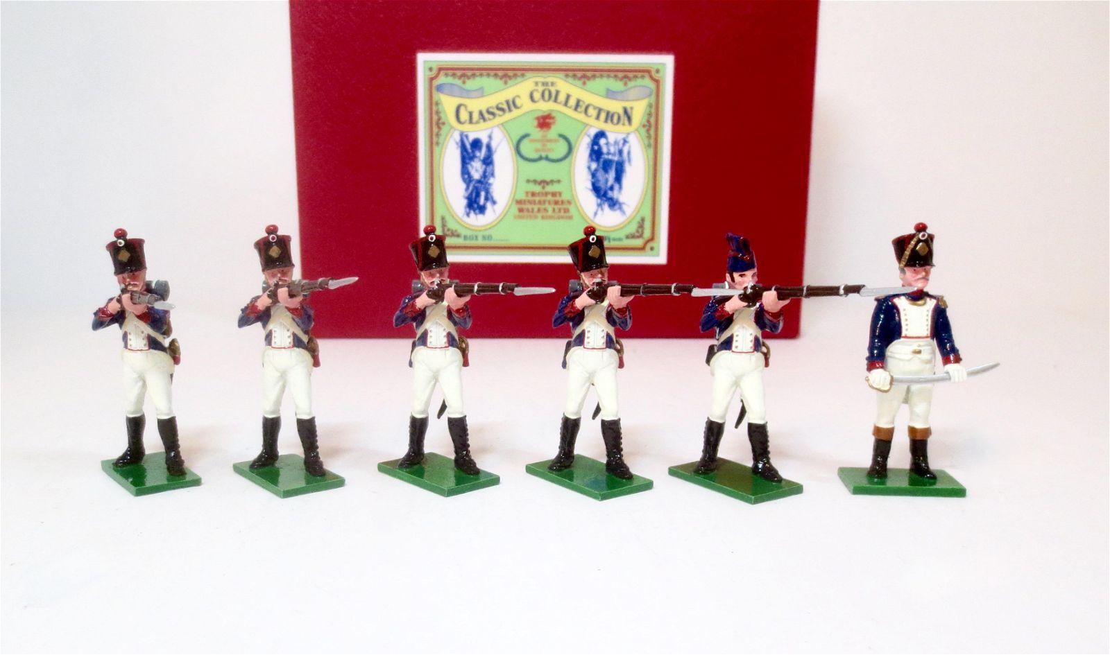 Trophy #WA28 French Line Infantry